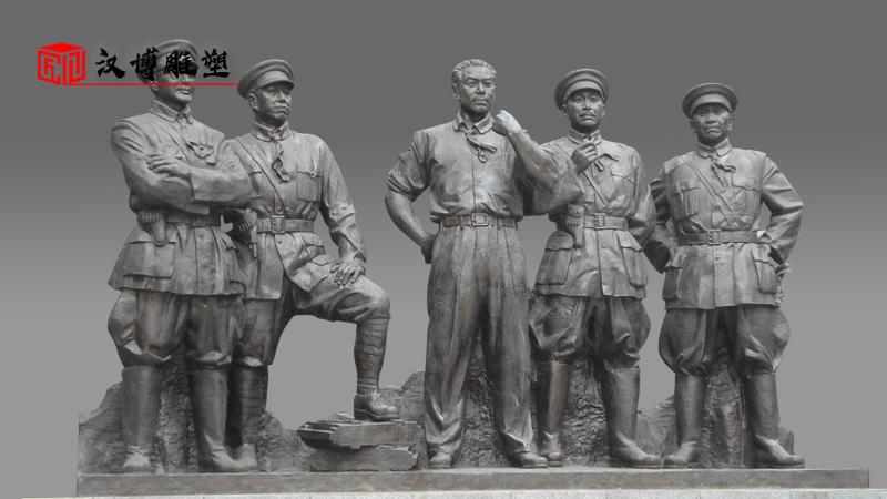 古代人物雕像_大型雕像_秦始皇雕塑_历史名人雕像_人物雕像订制