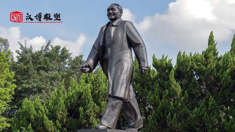 西方名人雕像_人物雕塑定制_铜雕制作_名人雕像_铸铜雕塑