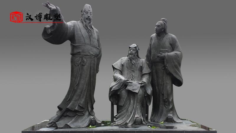 孙中山雕像_人物雕塑定制_铸铜雕塑_现代名人雕像_人物塑像